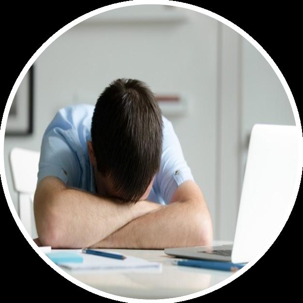 Cansaço e Frustração Mestres da Lotofácil